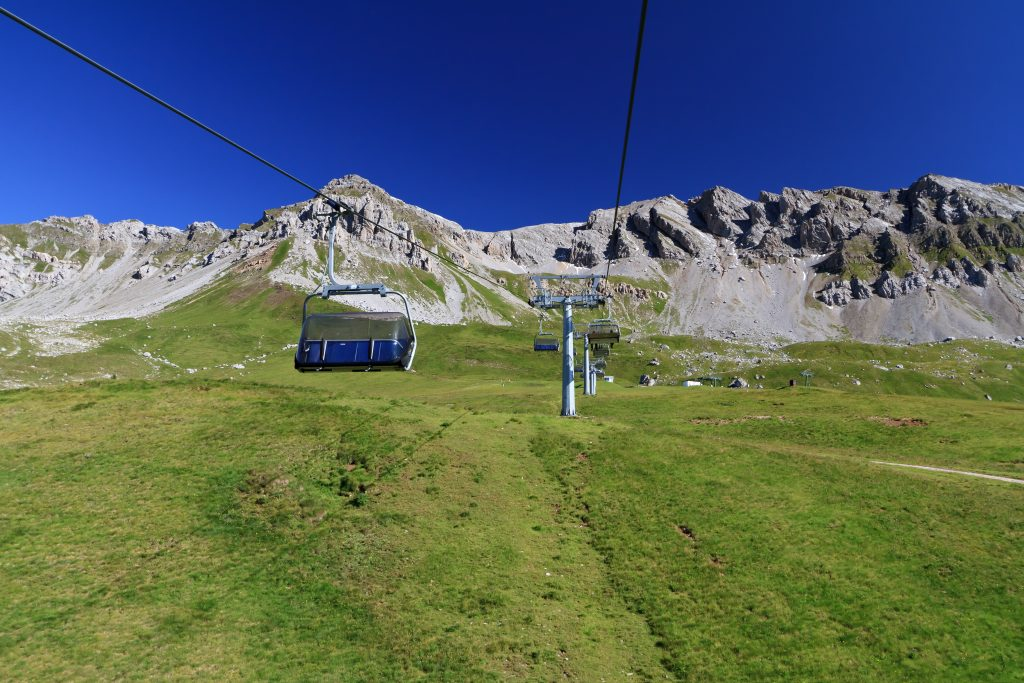 Cable Cars & Chair Lifts